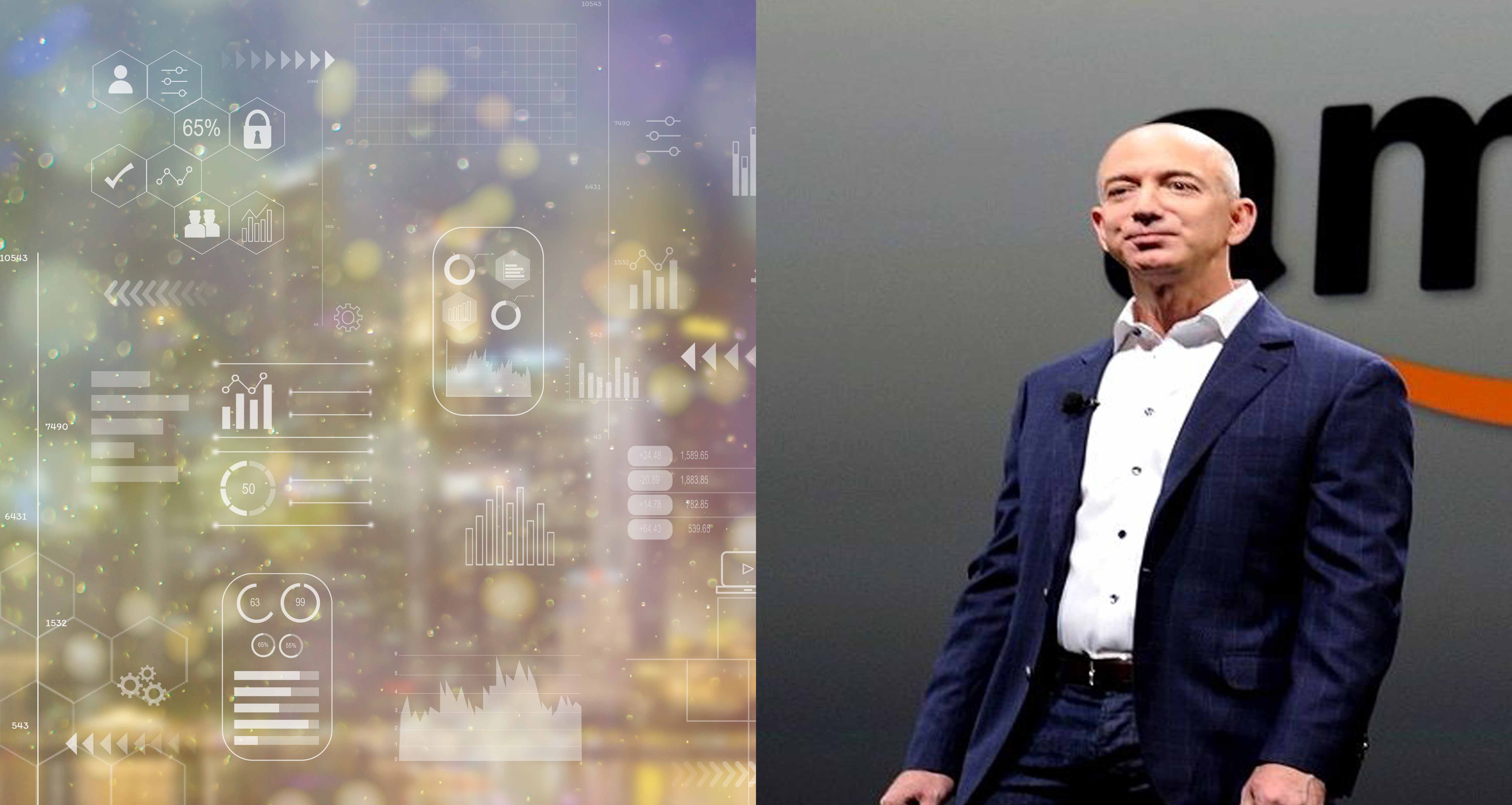 Jeff Bezos is the richest person in the world, Really?